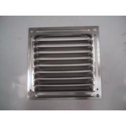 Rejilla Plana Aluminio 10x10