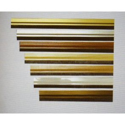 Burlete Adhesivo Aluminio 92 Cm. Sapely 12750