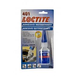 Pegamento Loctite 401 20gr. 404911
