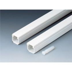 Canaleta Adhesiva Paquete 20 Pzas. Blanco 16x16 2601-2g Unid