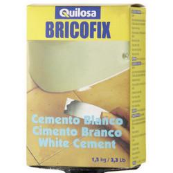 Cemento Blanco Bricofix 1,5 Kg. 88138