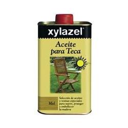 Aceite Para Teca Color Miel 750ml 0630103 Xylazel