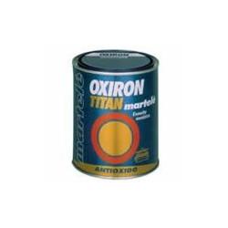 Esmalte P/metal Antioxio Gris 750ml Oxiron Martele 02d290034