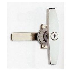 Cerradura Mueble Metalico M66100c0030 Cr Manilla Aga