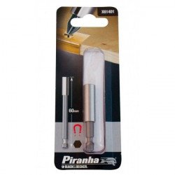 Adaptador Puntas Magnetico Para Puntas 60mm X61401 Piranha