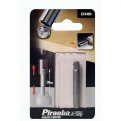 Adaptador Llaves Vaso 50mm X61460 Piranha Black&decker
