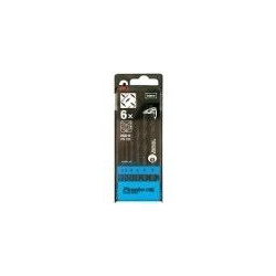 Broca P/metal Hss-r 2 A 8mm Cassete De  6pz X56010 Dewalt