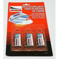 Descalcificador Limp Planchas Vapor Modian 3 Pz