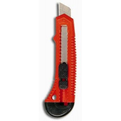 Cutter Retractil Abs Con Freno Cut-115 Unidad