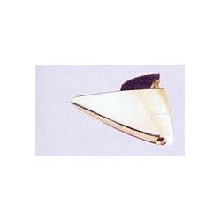 Soporte Pelicano Cromo Mate 31205 Unidad