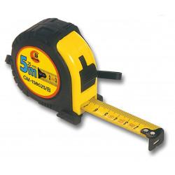 Flexometro Goma Con Freno 25mm.5m Gm-158625/b Unidad