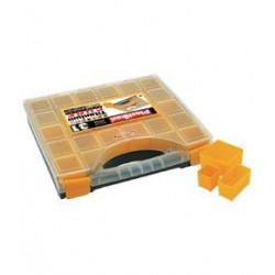 Maleta Organizador Cube-titanium 31x27x6 Cm.negro 83031