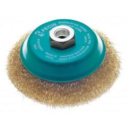 Cepillo Taza Acero Ltdo 100mm 0,3mm P/amolda Larco1510cgm14d