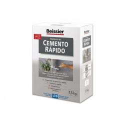 Cemento Rapido Gris Polvo Inter/ext Beissier Estuc 1,5kg 621