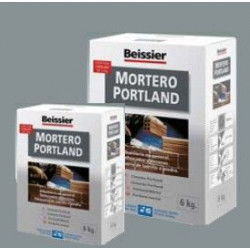 Mortero De Cemento Portland Gris Inter/exter Estuche 2kg 625