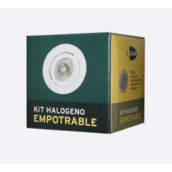 Halogeno Basculante Eco 14245-b Kit Red Unidad