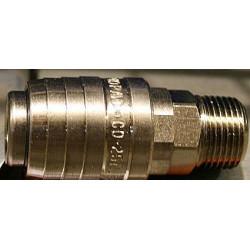 Enchufe Rapido Rosca Macho 3/8 Cd-25n-m3/8 Unidad