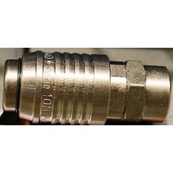 Enchufe Rapido Compatible Rosca Hembra 1/4 Fluid-10n-h1/4 Un