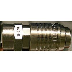 Enchufe Rapido Compatible Rosca Hembra 3/8 Fluid-10n-h3/8 Un