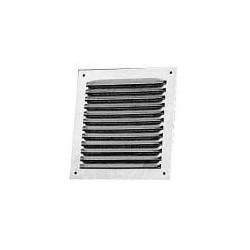 Rejilla Plana Aluminio 175x175