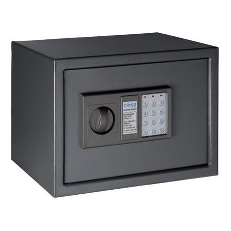 Caja Fuerte Seg Sobrep Elect 200x310x200 Mm Class Arregui