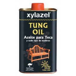 Aceite Para Teca Miel Tung Oil 750ml 0630403 Xylazel