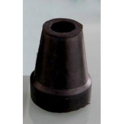 Contera Para Muleta Reforzada 18mm (25 Pzas.) 9048 Unidad