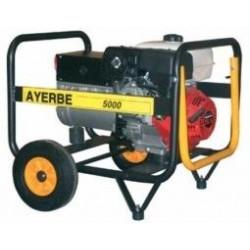 Generador 5000h-mn 9hp.420040 Motor Honda Gx-270 5kva