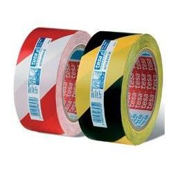 Cinta Señalizacion Bicolor Roja Blanca 33x50mm 60760-00088