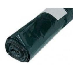 Saco Escombro Plastico 90x115 Cm. Negro G-180 Sac Roll 10pzs