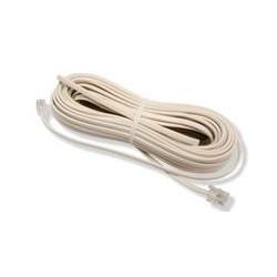 Cable Telefonia 12mt Liso Axil M-m Tl 0092e 12 Mt