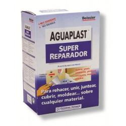 Plaste Aguaplast Super Reparador Blanco Inter/exte 1kg 1429