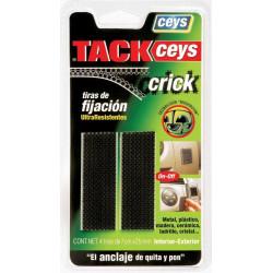 Tira Fijacion Ultraresistentes Tackceys Crick 507623