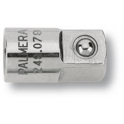 """Adaptador Ampliador De Cuadrado De 1/4"""" A 3/8"""" Sbs69 Bahc"""