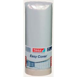 Plastico C/cinta Easy Cover Tesa Tape 33mmx1400mm.4368-9-0
