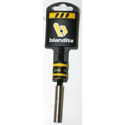 Adaptador Tuerca Hexagonal Magnet. 10x65mm Bianditz