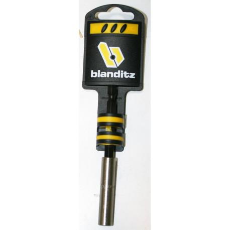 Adaptador Tuerca Hexagonal Magnet. 13x65mm Bianditz