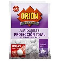 Antipolilla Bolas Embolsadas Orion 31524