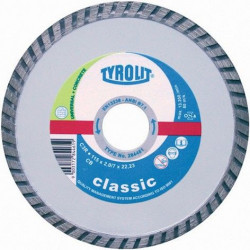 Disco De Diamante Turbo 115x2mm Classic 284461-467267