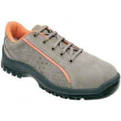 Zapato Puntera+plantilla Zion S/numan S1p 46 Gris