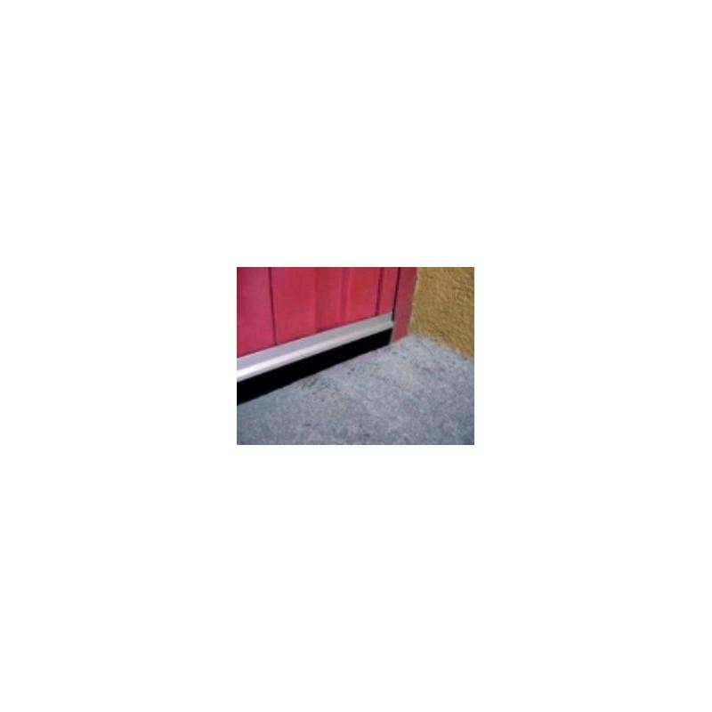 Comprar burlete garaje aluminio flecos 127590 en masferreteria - Burletes para puertas de garaje ...