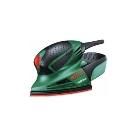 Lijadora Multifuncion 80w Psm80a + Maletin 0603354000 Bosch