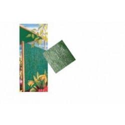 Malla Ocultacion Verde 1x5mt