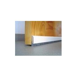 Burlete Adhesivo Madera 91,5cm.blanco 127370