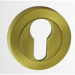 Escudo Bombillo 754to Oro Brillo