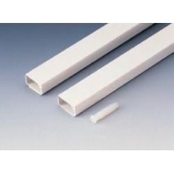 Canaleta Adhesiva 21x11.5mm Madera Clara 2408-3g 15pz