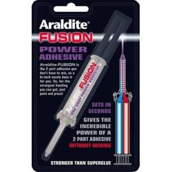 Pegamento Araldit Fusion bicomponente 3 Gramos ceys 510403
