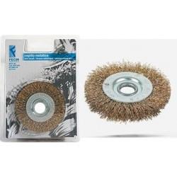 Cepillo Circular Acero Ltdo 75mm 0,3mm P/amolado Bo703d Bli