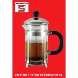 Cafetera Embolo 600ml 8 Tz 03003