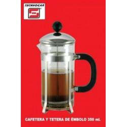 Cafetera Embolo 350ml 4 Tz 03008